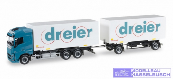 "Volvo FH Gl. WeKoHzg ""Dreier"""