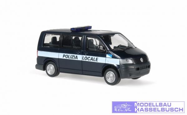 VW T5 Polizia Locale