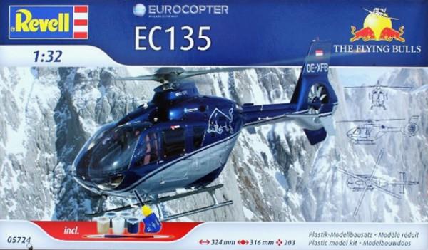 Revell EC135 Flying Bulls