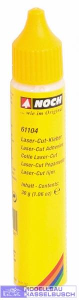 Laser-Cut-Kleber
