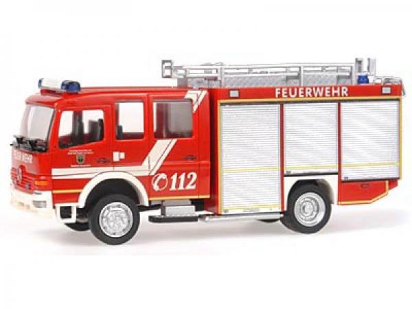 Schlingmann MB TLF 16/25 Feuerwehr Bad Soden-Neuenha