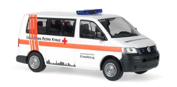 VW T5 Bus KR FD Einsatzzug Peine