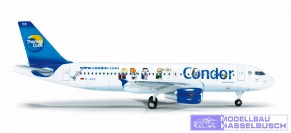 """A320 Condor """"Peanuts"""""""