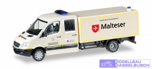 MB Sprinter KofferGWS Malteser