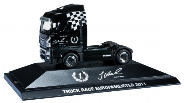 """MAN TGX Zugmaschine """"Truck Race Europameister 2011"""