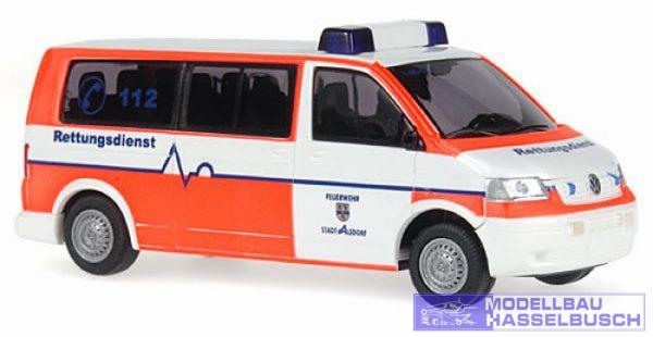 """VW T5 Transporter LR Bus """"Feuerwehr Alsdorf"""""""