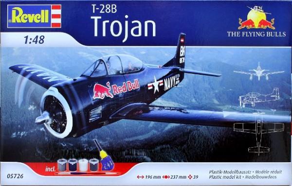 Revell T-28B Trojan Flying Bulls