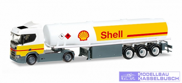 Scania CR20 ND Szg Shell