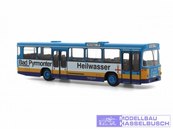 MAN SL 200 Verkehrsbetriebe Bachstein