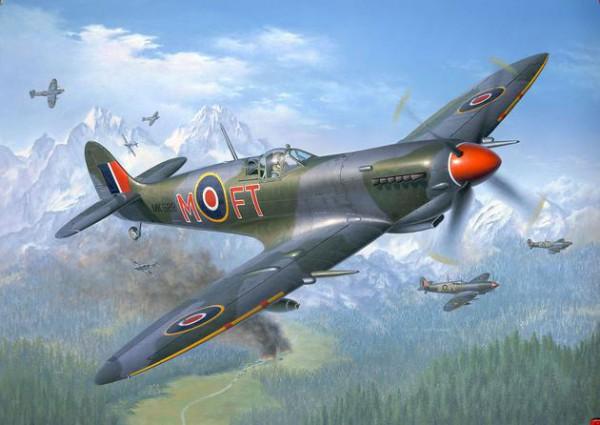 Revell Spitfire Mk. IX C/XVI