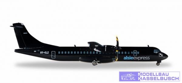 ATR-72-500 Alsie Express - OVP 2. Wahl