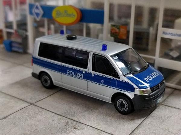 """Polizei Bremen - VW T5 LR """"Gefangenentransporter"""" Sondermodell Auflage nur 150Stk"""