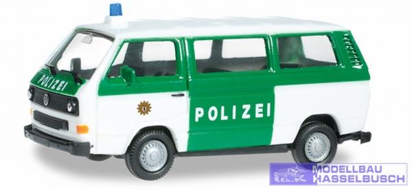 """VW T3 Bus """"Polizei Berlin"""""""