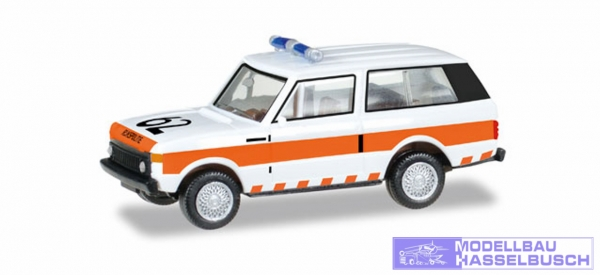 Range Rover Politie Niederlan