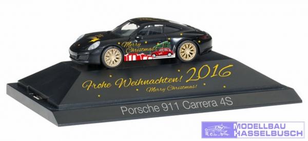 """Porsche 911 4S """"Weihnachten 16"""