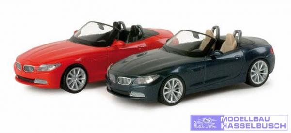 BMW Z 4 Roadster std.