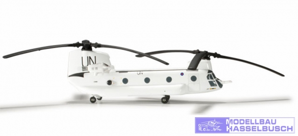 United Nations (Royal Air Force) Boeing HC2 Chinook