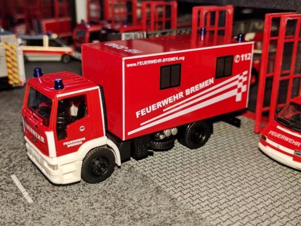 RESTENGE - Feuerwehr Bremen - Iveco GW -Verpflegung HB-3240 (FF Neustadt) No.60642