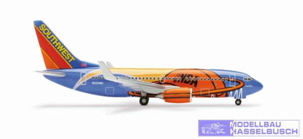B737-700 Southwest Slam Dunk