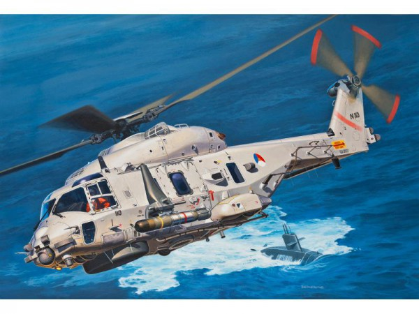Revell NH90 NFH Navy