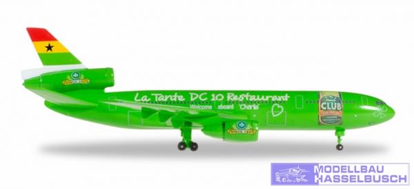 DC-10 La Tante DC10 Restaurant