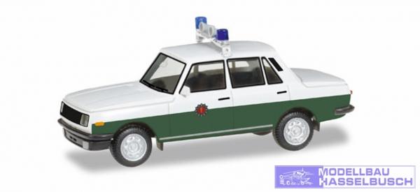 """Wartburg 353 '85 """"Volkspolizei"""