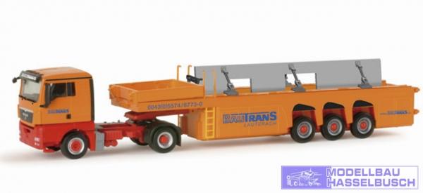 MAN TGX XL Betonteile-Transporter Bautrans (A)