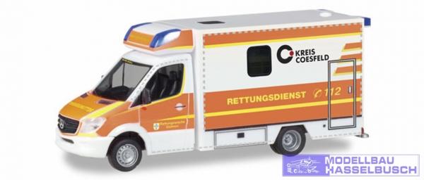 MB Sprinter`13 Fahrtec RTW Re