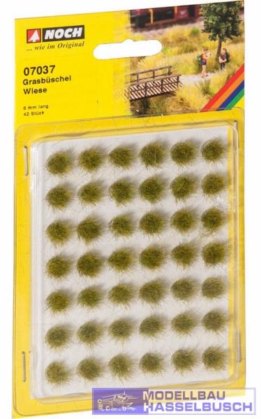Grasbüschel Mini-Set - Wiese
