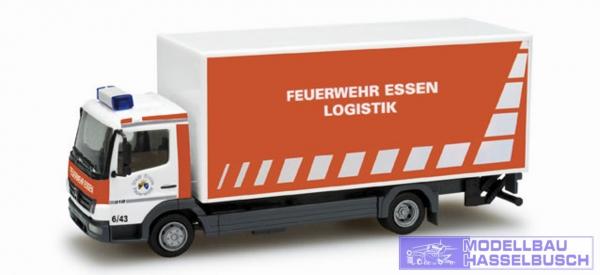 "MB Atego Koffer-LKW+Ladebordwand ""Feuerwehr Essen / Logistik"""