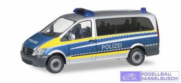 MB Vito, Polizei Saarland