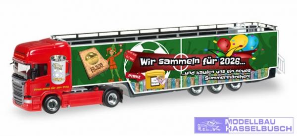 Scania R´13 TL Karnevalstruck