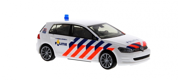Volkswagen Golf 7 4trg. Politie (NL)