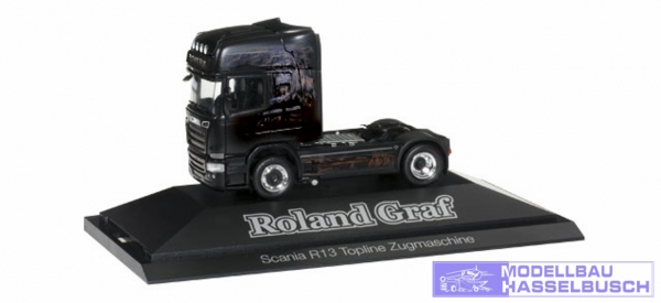 "Scania R´13 TL Zgm""Roland Graf in PC-Box"