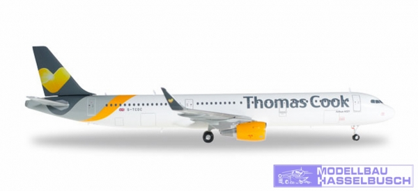 Thomas Cook (UK) Airbus A321