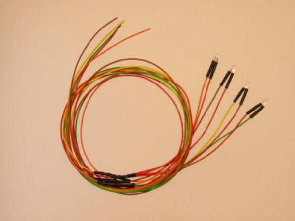 """Servonaut L3H LED-Kabelbaumset 7V """"hinten"""""""