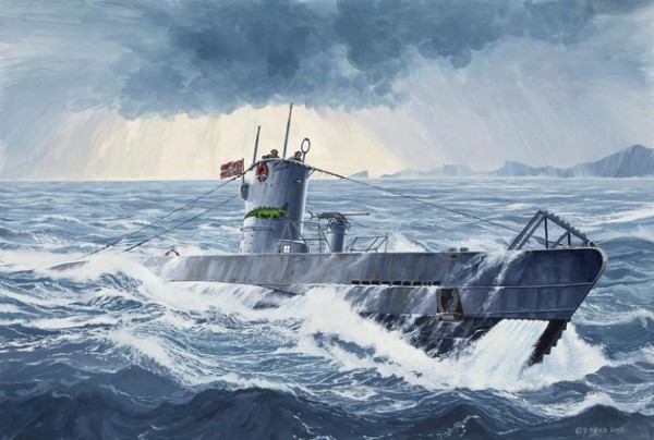 Revell U-Boot Typ IIB