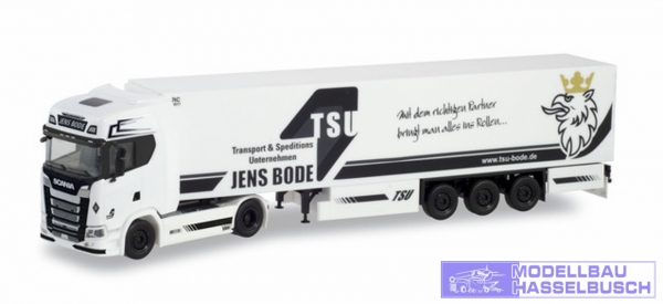 Scania CS HD KüKoSzg. TSU Bode