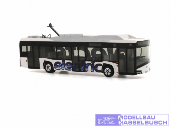 Solaris Urbino 12 '14 electric Vorführdesign, 1:87
