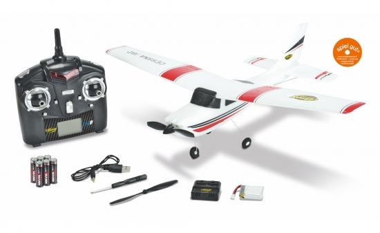 Cessna Micro 2,4 GHz 100% RTF