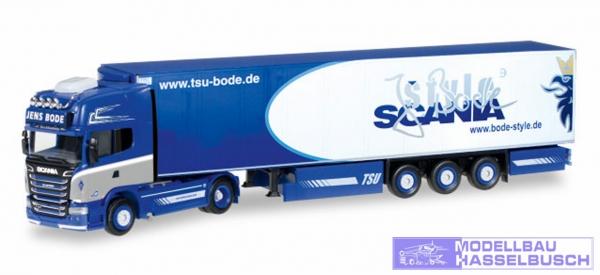 "Scania R`13 TL KüKoSzg""Jens Bode"""