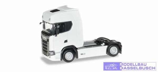 Scania CS20 HD Zgm. weiß