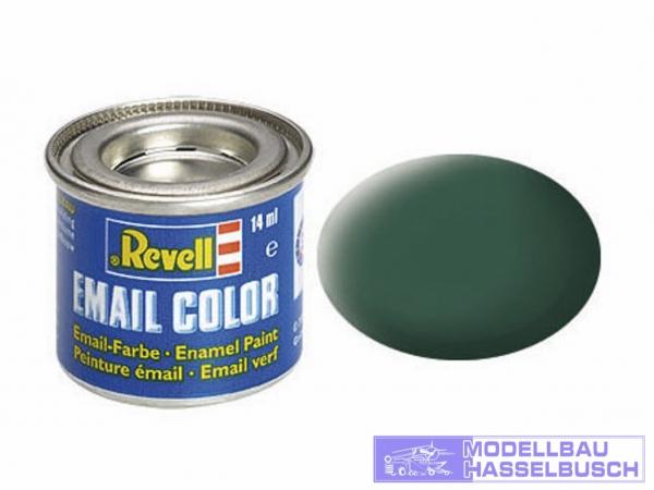 seegrün, matt
