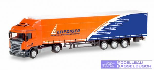Scania R13 HL GaPlSzg. Leipzig