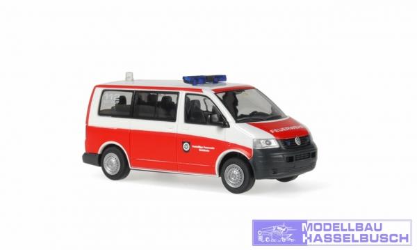 VW T5 Bus KR FD Feuerwehr Erolzheim