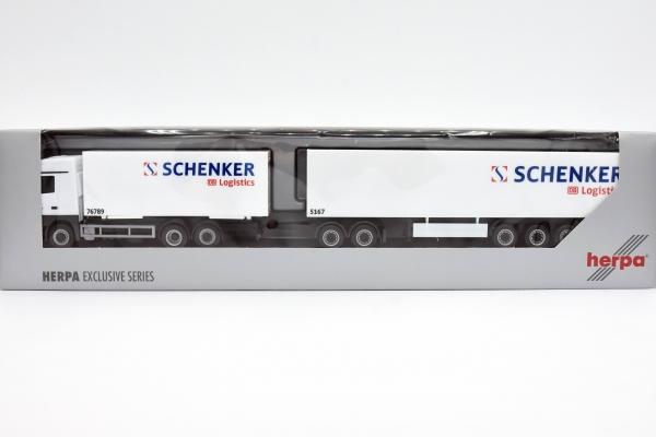 """MB Actros Gigaliner """" Schenker"""" DB -Logistik"""
