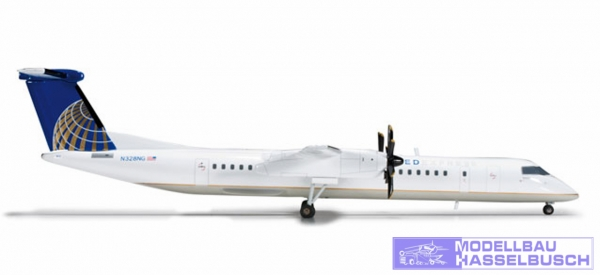 United Express (Colgan Air) Bombardier Q400