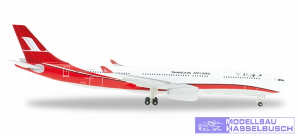 A330-300 Shanghai Airlines
