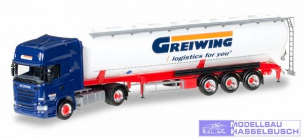"""Scania R13 TL ADR-SiSzg """"Greiwing"""""""
