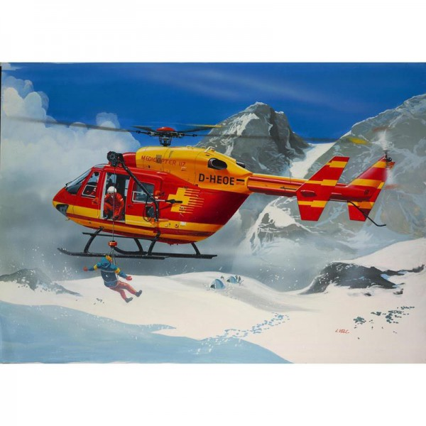 Revell Model Set Eurocopter Medicopter 117